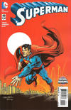 Cover for Superman (DC, 2011 series) #49 [Neal Adams Variant]