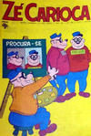 Cover for Zé Carioca (Editora Abril, 1961 series) #999