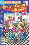 Cover for Captain Carrot and His Amazing Zoo Crew! (DC, 1982 series) #8 [Canadian Newsstand Edition]