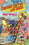 Cover for Captain Carrot and His Amazing Zoo Crew! (DC, 1982 series) #9 [Canadian Newsstand Edition]