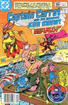 Cover for Captain Carrot and His Amazing Zoo Crew! (DC, 1982 series) #10 [Canadian Newsstand Edition]