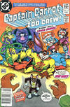 Cover for Captain Carrot and His Amazing Zoo Crew! (DC, 1982 series) #12 [Canadian]