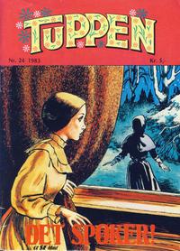 Cover Thumbnail for Tuppen (Serieforlaget / Se-Bladene / Stabenfeldt, 1969 series) #24/1983