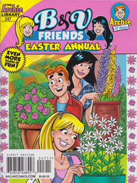 Cover Thumbnail for B&V Friends Double Digest Magazine (Archie, 2011 series) #247