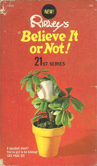 Cover Thumbnail for Ripley's Believe It or Not! (Pocket Books, 1941 series) #21