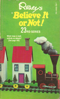 Cover Thumbnail for Ripley's Believe It or Not! (Pocket Books, 1941 series) #23