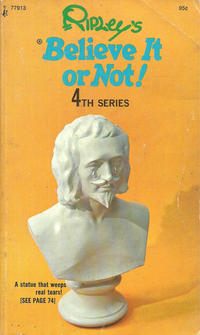 Cover Thumbnail for Ripley's Believe It or Not! (Pocket Books, 1941 series) #4 [12th Printing]