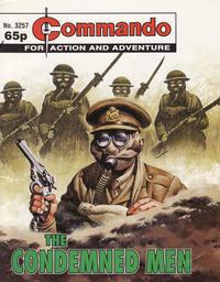 Cover Thumbnail for Commando (D.C. Thomson, 1961 series) #3257