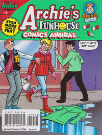 Cover Thumbnail for Archie's Funhouse Double Digest (Archie, 2014 series) #19