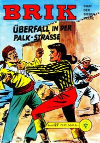 Cover Thumbnail for Brik (Lehning, 1962 series) #27