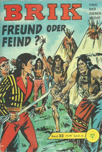 Cover Thumbnail for Brik (Lehning, 1962 series) #32
