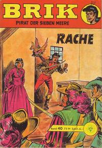 Cover Thumbnail for Brik (Lehning, 1962 series) #40
