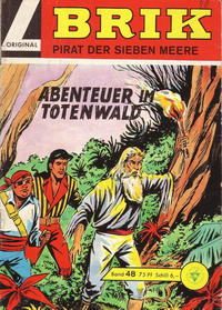 Cover Thumbnail for Brik (Lehning, 1962 series) #48