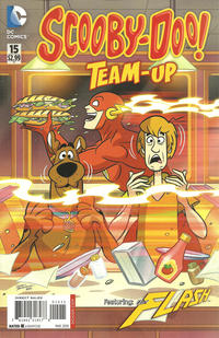 Cover Thumbnail for Scooby-Doo Team-Up (DC, 2014 series) #15