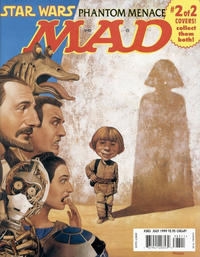 Cover for MAD (EC, 1952 series) #383