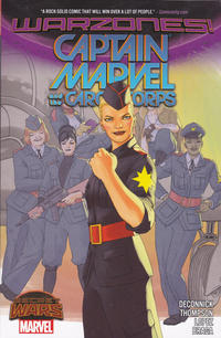 Cover Thumbnail for Captain Marvel and Carol Corps (Marvel, 2015 series)