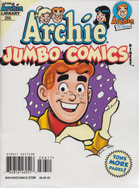Cover Thumbnail for Archie (Jumbo Comics) Double Digest (Archie, 2011 series) #266