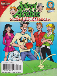 Cover Thumbnail for Jughead and Archie Double Digest (Archie, 2014 series) #19