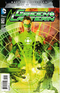 Cover Thumbnail for Green Lantern (DC, 2011 series) #50