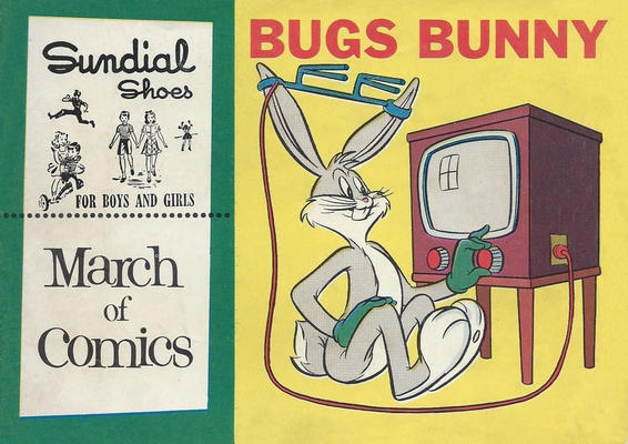 Cover for Boys' and Girls' March of Comics (Western, 1946 series) #149