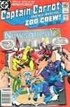 Cover for Captain Carrot and His Amazing Zoo Crew! (DC, 1982 series) #17 [Canadian Newsstand Edition]