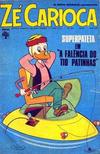 Cover for Zé Carioca (Editora Abril, 1961 series) #829