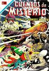 Cover for Cuentos de Misterio (Editorial Novaro, 1960 series) #182