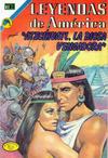 Cover for Leyendas de América (Editorial Novaro, 1956 series) #208
