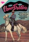 Cover for El Llanero Solitario (Editorial Novaro, 1953 series) #87