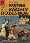 Cover for Four Color (Dell, 1942 series) #1156 - Walt Disney Swiss Family Robinson [British]