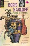 Cover for Boris Karloff Tales of Mystery (Western, 1963 series) #59 [British]