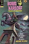 Cover Thumbnail for Boris Karloff Tales of Mystery (1963 series) #63 [British]