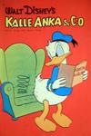 Cover for Kalle Anka & C:o (Hemmets Journal, 1957 series) #24/1957
