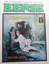 Cover for Eerie (K. G. Murray, 1974 series) #2