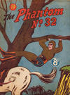 Cover for The Phantom (Feature Productions, 1949 series) #32