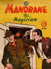 Cover for Mandrake the Magician (Feature Productions, 1950 ? series) #18