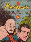 Cover for Mandrake the Magician (Feature Productions, 1950 ? series) #28