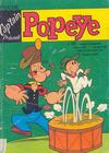 Cover for Cap'tain Présente Popeye (Société Française de Presse Illustrée (SFPI), 1964 series) #191