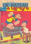 Cover for Cap'tain Présente Popeye (Société Française de Presse Illustrée (SFPI), 1964 series) #30