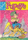 Cover for Cap'tain Présente Popeye (Société Française de Presse Illustrée (SFPI), 1964 series) #179