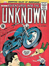 Cover for Adventures into the Unknown (Arnold Book Company, 1950 ? series) #12