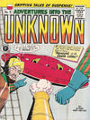 Cover for Adventures into the Unknown (Arnold Book Company, 1950 ? series) #9