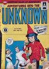 Cover for Adventures into the Unknown (Arnold Book Company, 1950 ? series) #14