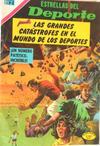 Cover for Estrellas del Deporte (Editorial Novaro, 1965 series) #87