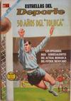 Cover for Estrellas del Deporte (Editorial Novaro, 1965 series) #37