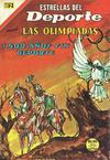 Cover for Estrellas del Deporte (Editorial Novaro, 1965 series) #34