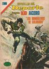 Cover for Estrellas del Deporte (Editorial Novaro, 1965 series) #172
