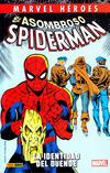 Cover for Marvel Héroes (Panini España, 2012 series) #58 - El Asombroso Spiderman: La Identidad del Duende