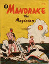 Cover for Mandrake the Magician (Feature Productions, 1950 ? series) #15
