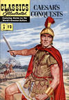 Cover for Classics Illustrated (Thorpe & Porter, 1951 series) #9 - Caesar's Conquests [HRN 129]